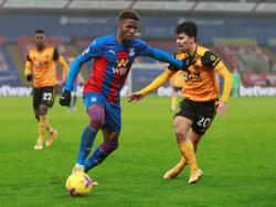 Palace's Zaha to stop taking knee before Premier League games