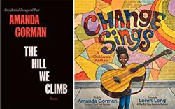 US poet Amanda Gorman set to release poetry collections and children's book