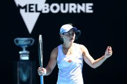 Barty takes Adelaide wild card to defend title