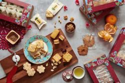 Festive cookies with unique twist on classic flavours