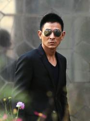 Testing time for Andy Lau now at home with his daughter
