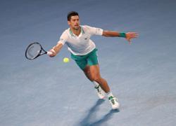 Factbox: Novak Djokovic v Daniil Medvedev