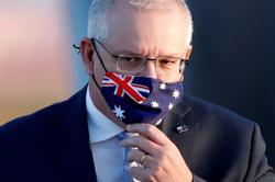 Australian PM warns of