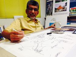 M'sian architect known for embracing emerging technologies pens autobiography
