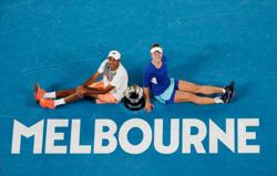 Ram, Krejcikova storm to mixed doubles title at Australian Open