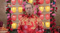 Muhyiddin likens national fabric to ingredients and flavours of 'yee sang'