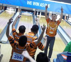 National bowling squad grateful for chance to hit the lanes again
