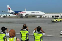 Covid-19: Plane carrying vaccines touches down at KLIA (updated)