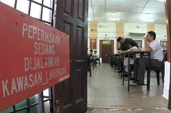 All exam locations will be safe for students, says Perak police chief