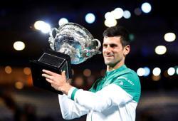 Djokovic goes from 'persona non grata' to nine-times champion