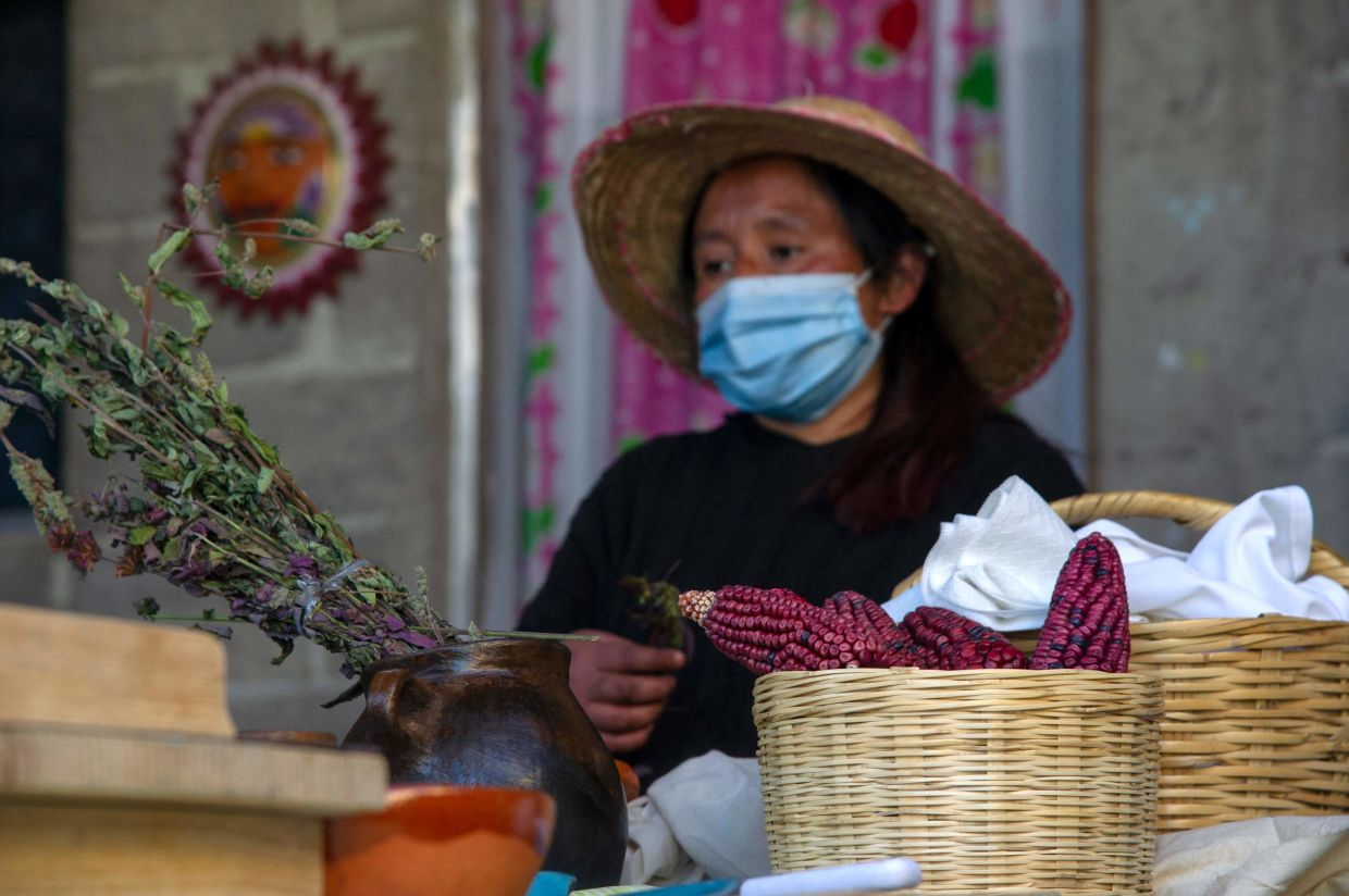 The project has given the women new hope, since the coronavirus robbed them of their jobs and exposed them to increased domestic violence, which they prefer not to talk much about.