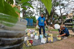 PPR Pekan Kepong residents use their skills to repurpose materials