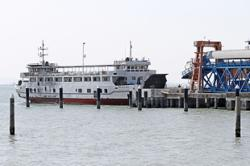 Ro-Ro ferry service from March 1