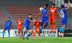 UiTM newbie Farid out to impress coach to make first eleven