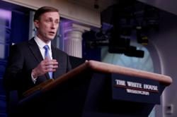 White House says U.S. communicating with Iran over detained Americans