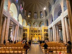Belgian Catholics contest 15 at-a-time COVID rule in one of world's biggest churches