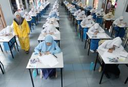 Quiet tension across exam centres as SPM 2020 begins on Monday (Feb 22)