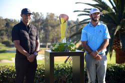Tiger in the Masters' final round? 'God, I hope so,' says Woods