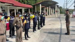 Thai border under close watch as Myanmar Covid-19 and political situation worsens
