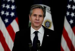U.S.'s Blinken vows 'firm action' against Myanmar military