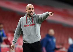 Man City's unbeaten record will be broken one day, says Guardiola