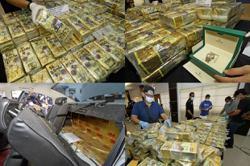 Penang cops bust drug smuggling ring, seize RM9.49mil of syabu