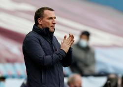 Leicester's Rodgers sweating over Maddison fitness