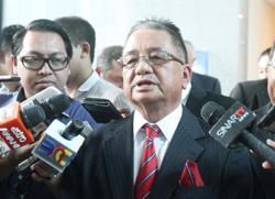 No formal talks yet in GRS on Sabah seat sharing: Lajim Ukin