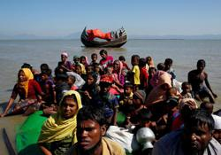 UN refugee agency calls for rescue of Rohingya stranded at sea