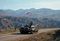 Armenia seeks bigger Russian military presence on its territory