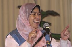 Bentong set to become second city in Pahang, says Zuraida