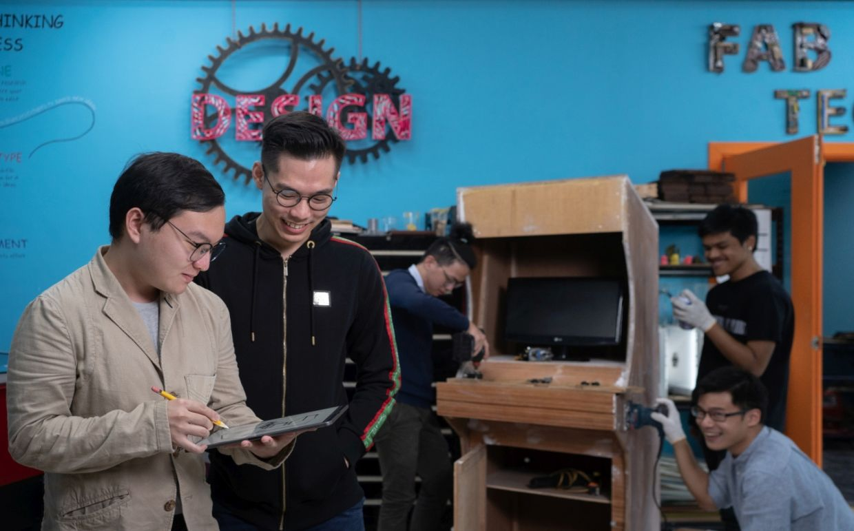 All Taylor's students take up social innovation modules and have the opportunity to receive guidance from ideation and funding to product commercialisation.