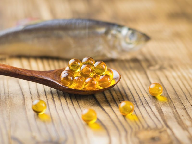 Fish oils are also a cosmetics staple, but they are easily identifiable. Photo: 123rf.com