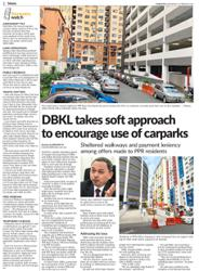 DBKL to repair defects at PPR carpark in Kepong