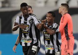 Botafogo get rare win in Brazil, beat Sao Paulo 1-0