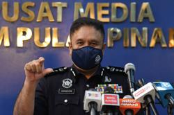 6,000 cops among frontliners to be jabbed
