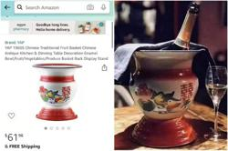 Amazon's 'antique fruit basket' is a Chinese chamber pot