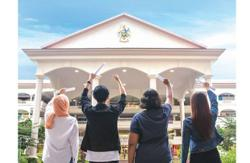 Sunway TES students' clean sweep of best three ACCA Top Affiliates