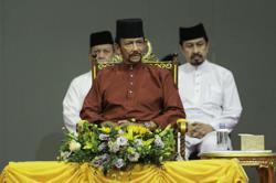 Brunei King says physical, spiritual development must go hand in hand as country marks 37th National Day