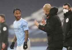 Guardiola has given Man City a winning mentality: Sterling
