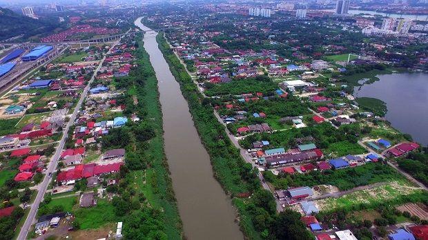 Sungai Klang as the new water source in Selangor.