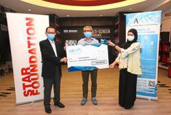 Hans advisory donates RM100k to help needy kids
