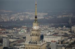Warsaw skyscraper becomes tallest in EU, developer says
