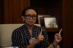 Indonesia: Foreign minister's planned visit to Myanmar not going ahead