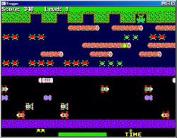 Popular 1980s video game Frogger to be made into competition series