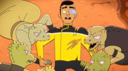 TV review: 'Star Trek: Lower Decks' will have you beaming (up) with glee