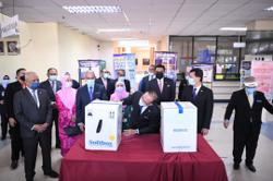 First batch of 23,400 doses of Covid-19 vaccines arrive in Pahang