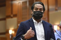 Khairy: Over half a million already registered for Covid-19 vaccination via MySejahtera