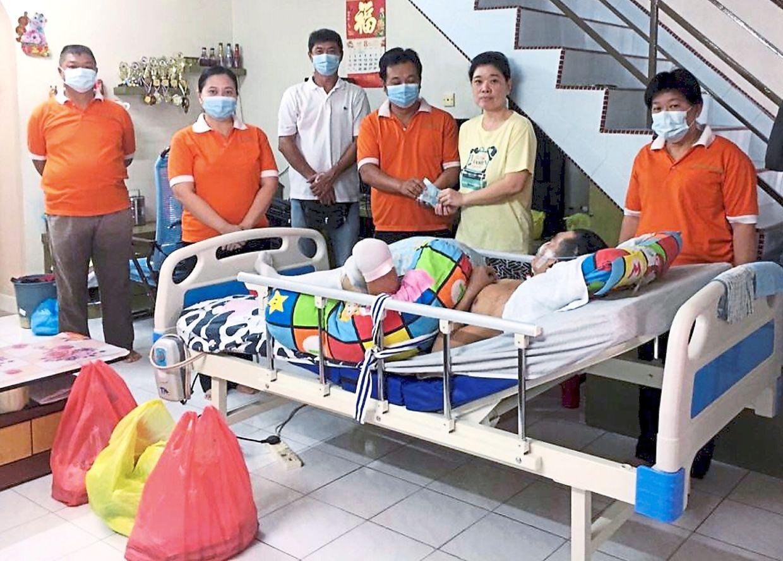 Family of bedridden accident victim needs financial help