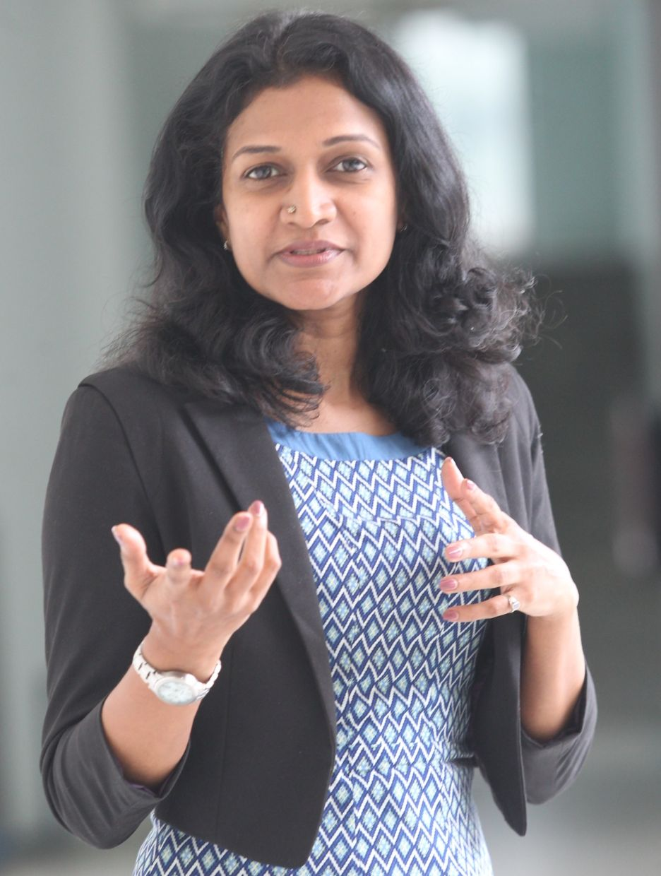 The findings from the study show that women are struffling to cope during the pandemic, says Dr Vimala.